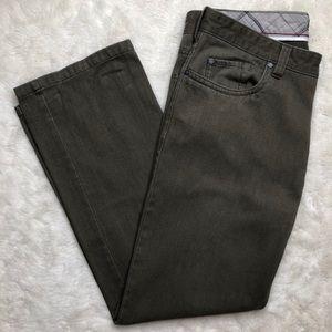 Kenneth Cole Reaction Olive Dress Pants Size 34